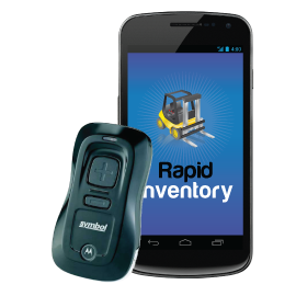 Rapid Inventory with Barcode Scanner