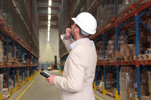 With a cloud based inventory system, it's no longer essential for warehouse managers to be on site.