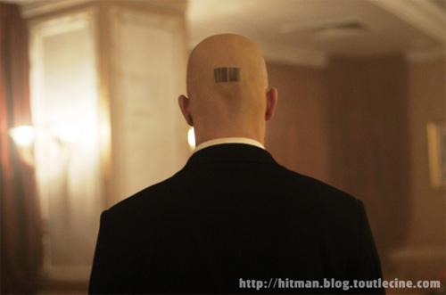 hitman barcode